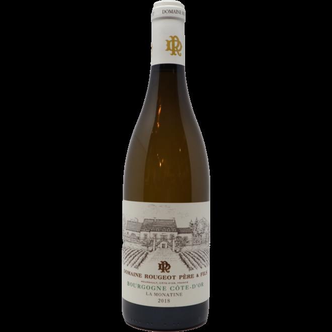 """2018 Domaine Rougeot Bourgogne Blanc """"La Monatine"""", Burgundy, France"""