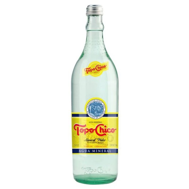 Topo Chico Sparkling Mineral Water 25oz (Large)
