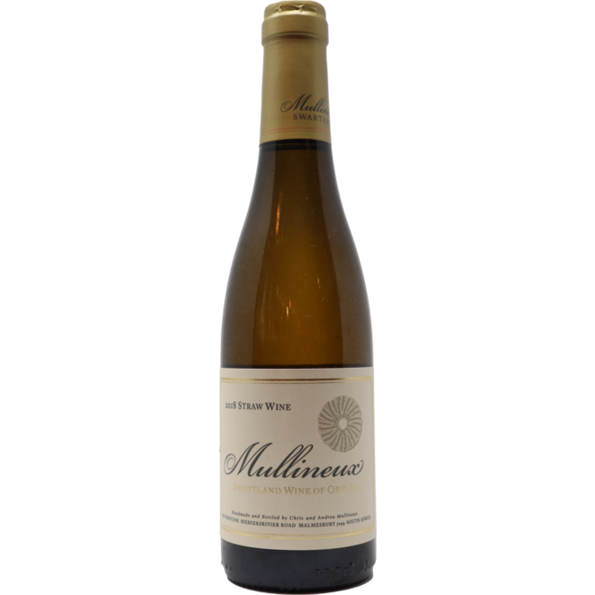 2018 Mullineux Straw Wine , Swartland, South Africa 375ml