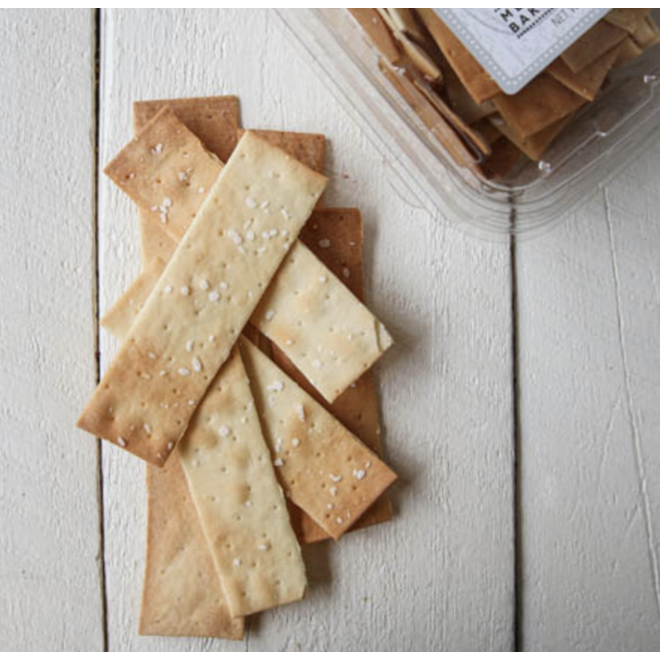 Firehook Sea Salt Crackers
