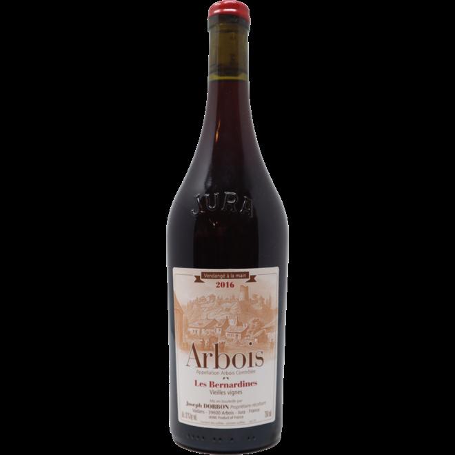 "2016 Joseph Dorbon Arbois ""Les Bernardines"" Vieilles Vignes, Jura, France"