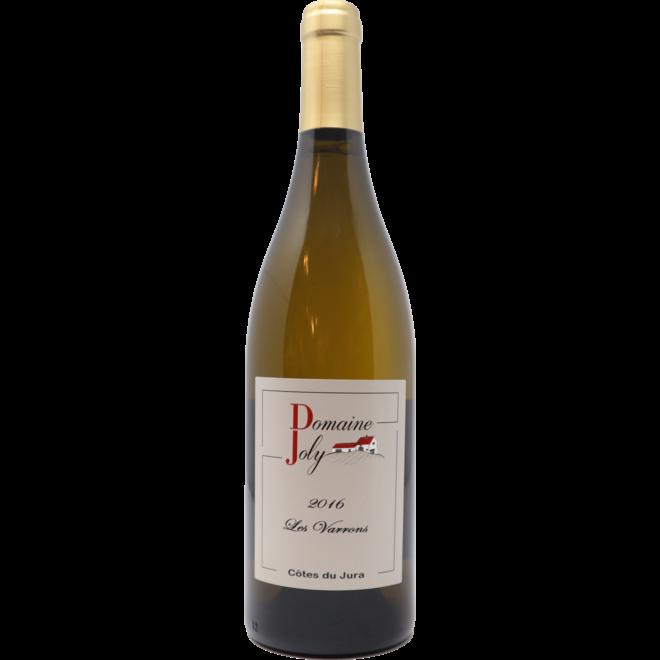 "2016 Domaine Joly Côtes du Jura Chardonnay ""Les Varrons"", Jura, France"