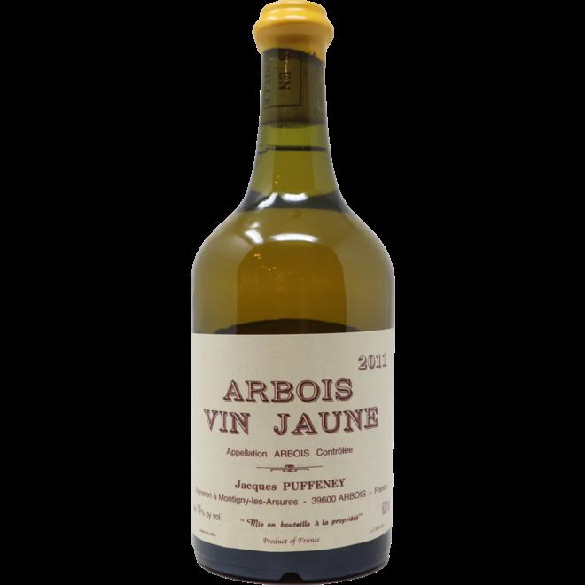 2011 Jacques Puffeney Arbois Vin Jaune, Jura, France 620 mL