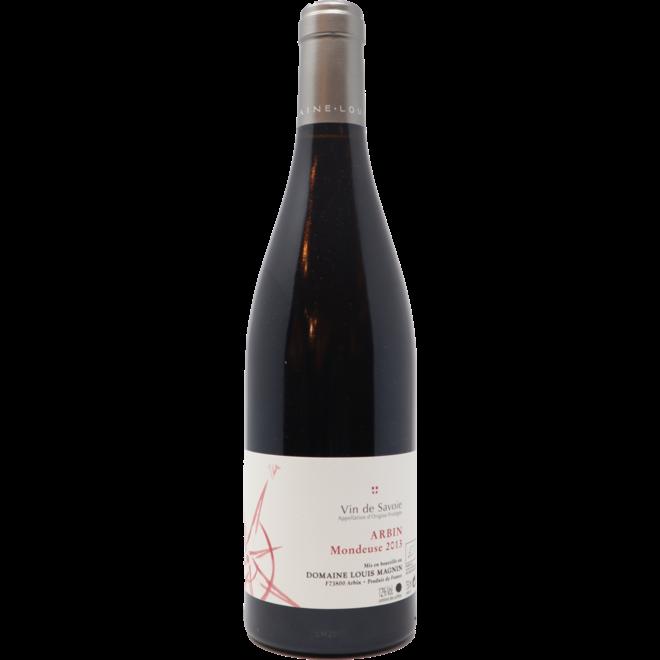2013 Domaine Louis Magnin Vin de Savoie-Arbin Mondeuse, Savoie, France