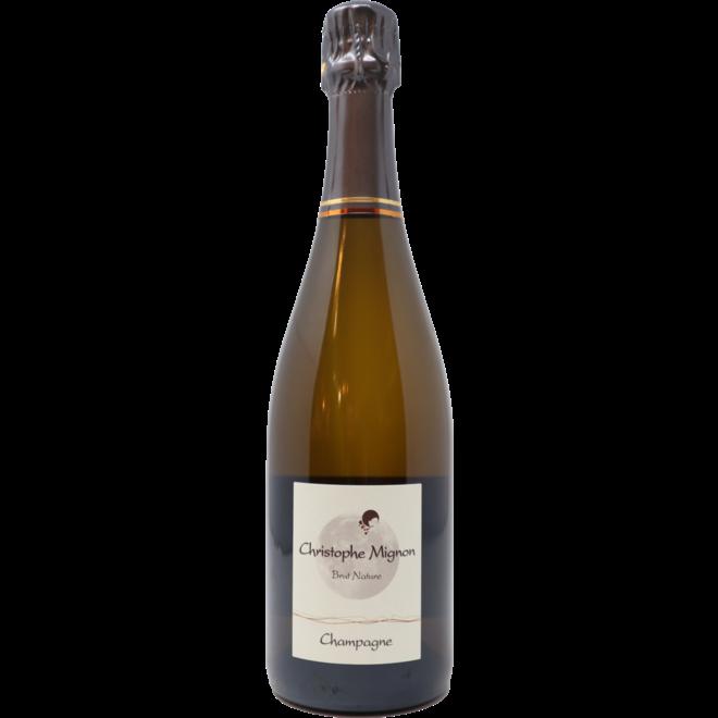 NV Christophe Mignon Brut Nature, Champagne France
