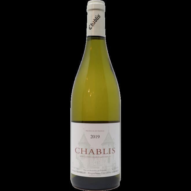 2019 Domaine Gerard Tremblay, Chablis, Burgundy, France