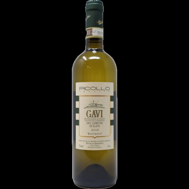 """2019 Picollo Ernesto """"Rovereto"""" Gavi di Gavi DOCG - Piedmont, Italy"""
