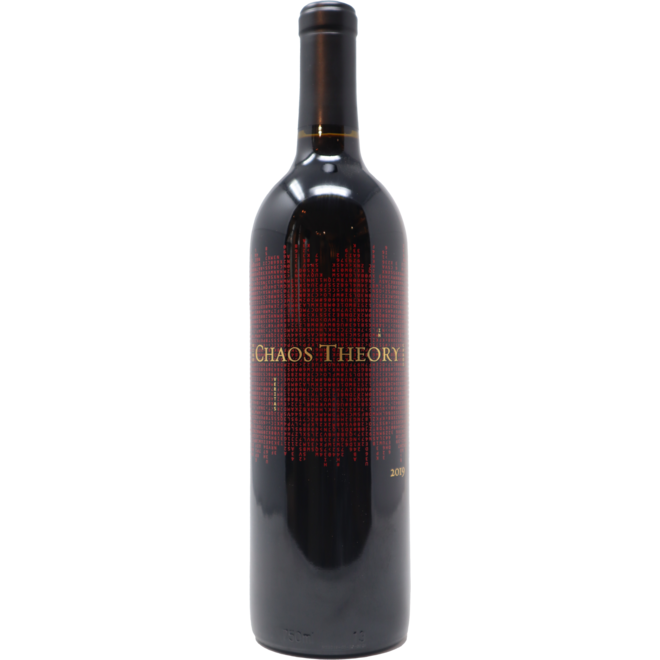 2019 Brown Estate ''Chaos Theory'' Red Blend, Napa Valley, California