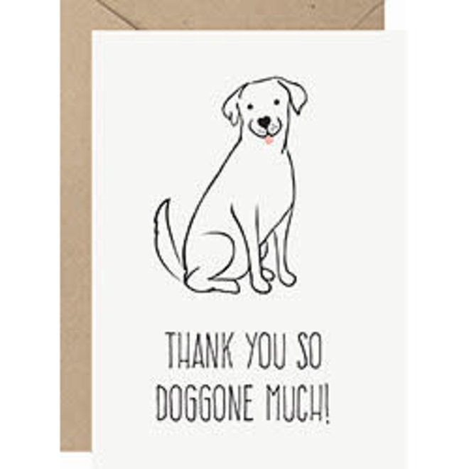 Thank You So Doggone Much