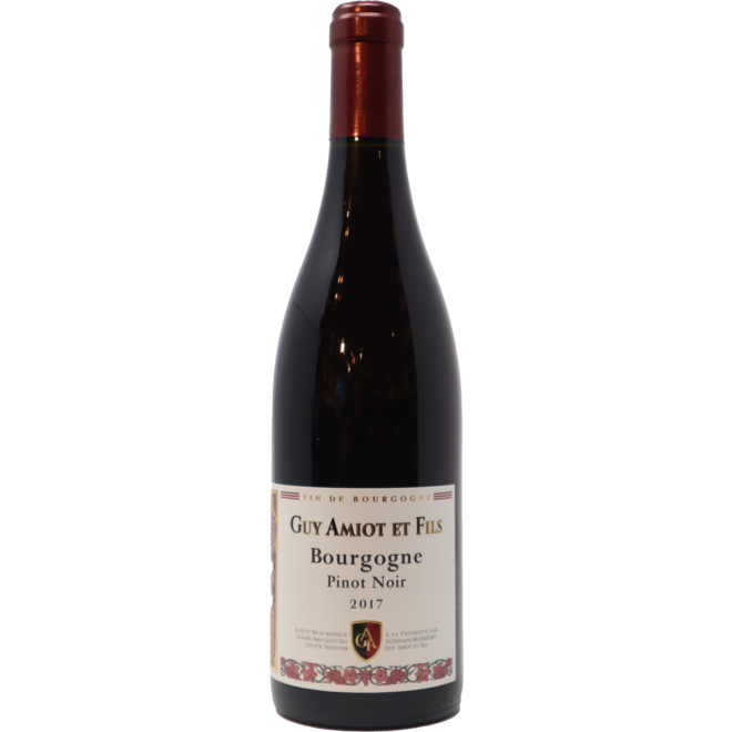 "2017 Domaine Guy Amiot, Bourgogne Rouge ""Cuvée Simone"", Burgundy, France"