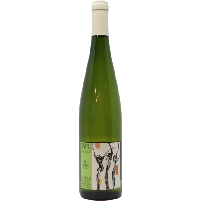 """2018 Domaine Ostertag Riesling """"Les Jardins"""", Alsace, France"""