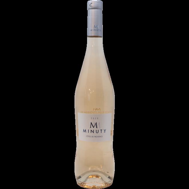 """2020 Château Minuty """"M"""" Rosé, Côtes de Provence, France"""