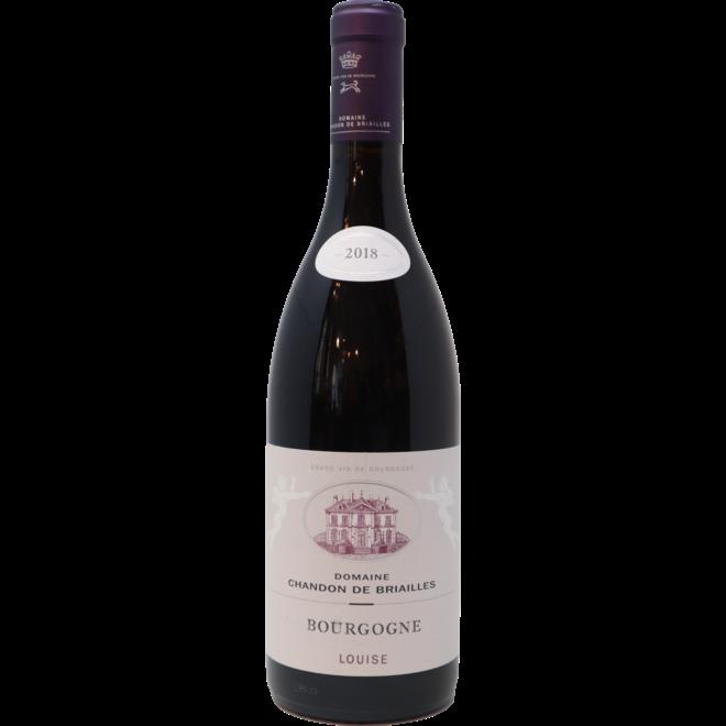 """2018  Domaine Chandon de Briailles Bourgogne Rouge """"Louise"""", Burgundy, France"""