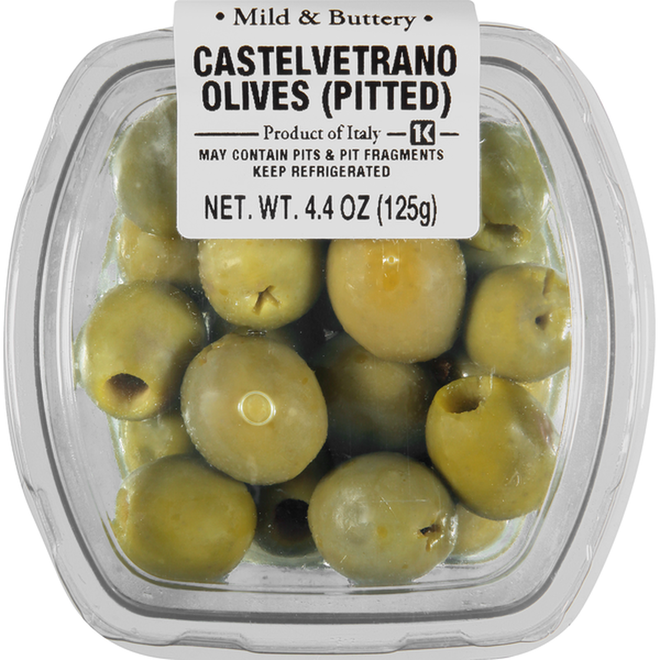 Castelvetrano Pitted Olives - 4.4oz
