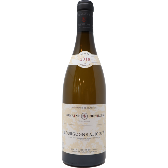 2018 Domaine  Robert  Chevillon Bourgogne Aligoté, Burgundy, France