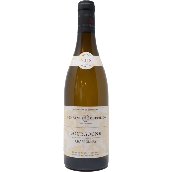 2018 Domaine Robert Chevillon Bourgogne Blanc, Burgundy, France