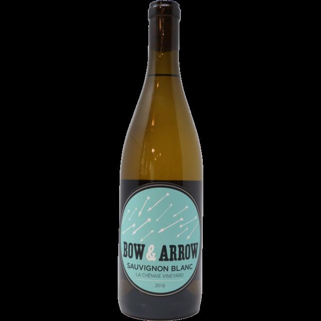 "2018 Bow & Arrow Sauvignon Blanc ""La Chenaie Vineyard"" Eola-Amity Hills, Oregon"