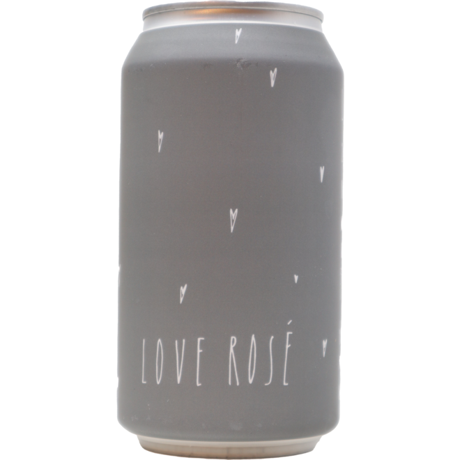 "2020 Broc Cellars ""Love Rosé"" Solano County Green Valley, California  (375ml Can)"