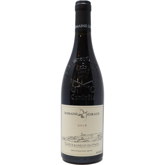 """2018 Domaine Giraud Châteauneuf-du-Pape """"Tradition"""", Rhone Valley, France"""