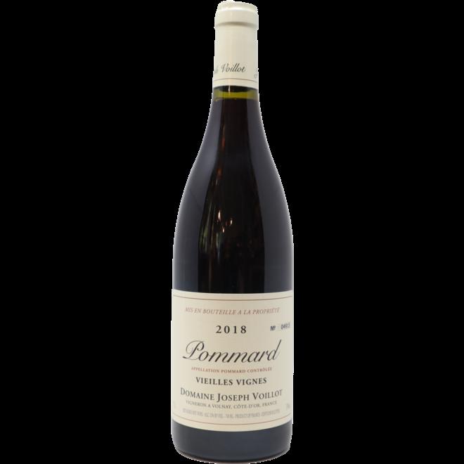 2018 Joseph Voillot  Pommard Vieilles Vignes, Burgundy, France