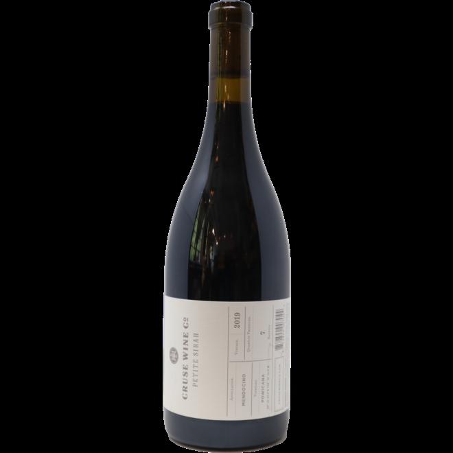 "2019 Cruse Wine Co ""Powicana"" Petite Sirah, Mendocino, California"