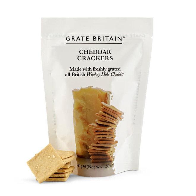 Grate Britain Cheddar Crackers (1.59oz)