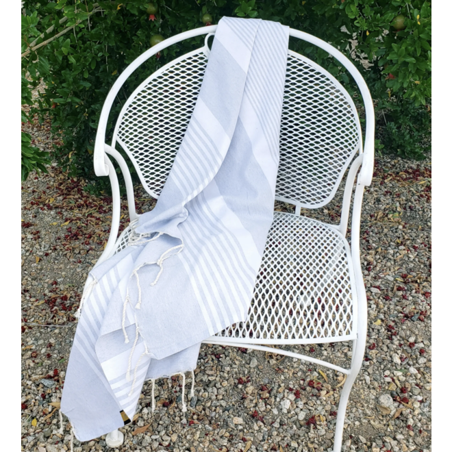 Large Beach-Picnic Blanket / Made in Tunisia