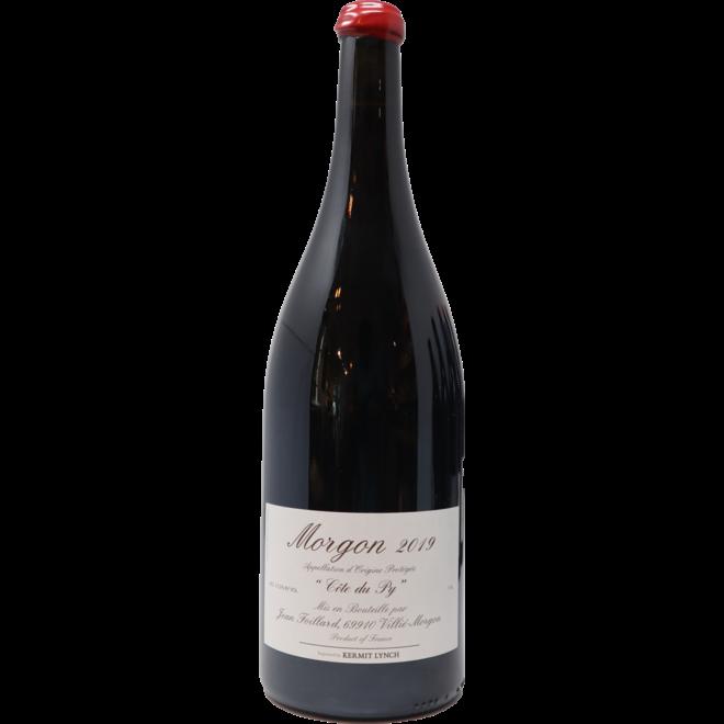 """2019 Domaine Foillard Morgon """"Côte du Py"""", Beaujolais, France - MAGNUM 1.5L"""