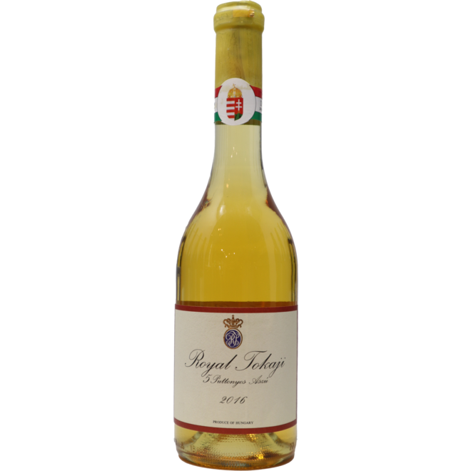 2016 Royal Tokaji 5 Puttonyos Red Label, Hungary