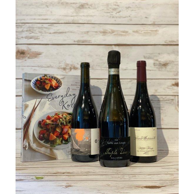 Korean Fusion Wine + Pantry Pack