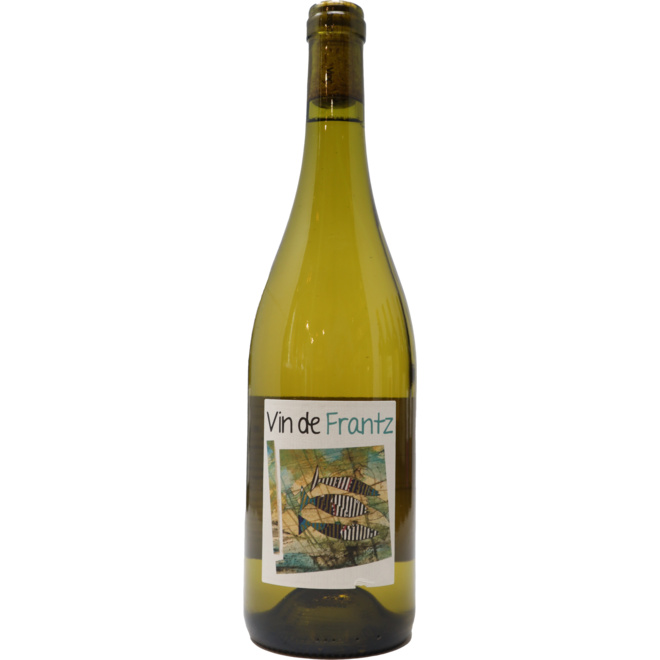 "2019 Frantz Saumon Chenin Blanc ""Vin de Frantz"", Loire Valley, France"