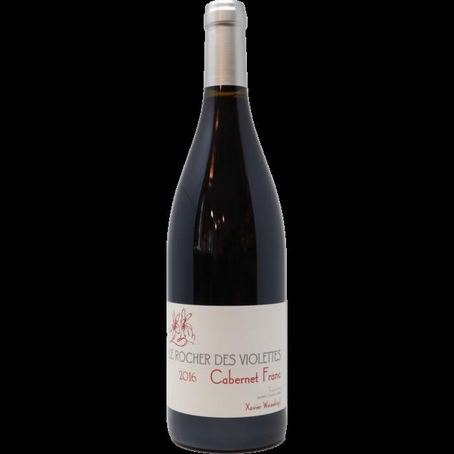 """2016 Xavier Weisskopf Touraine """"Le Rocher des Violettes"""", Loire Valley, France"""
