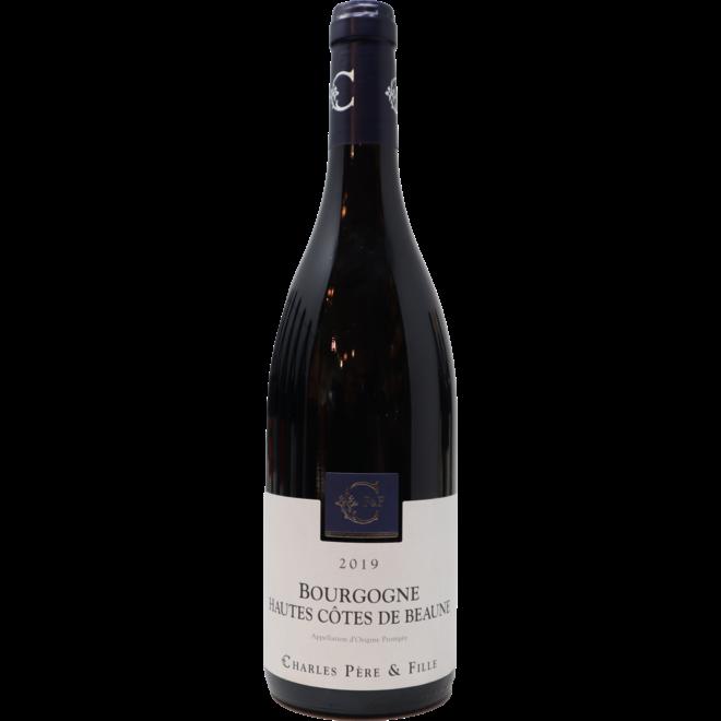 2019 Charles Père & Fille Hautes Cotes de Beaune Rouge, Burgundy, France
