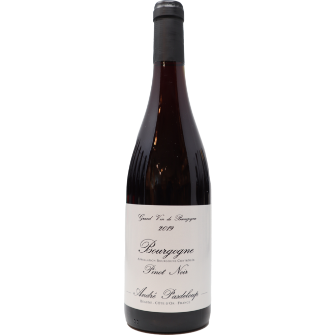 2019 André Pasdeloup Bourgogne Rouge, Burgundy, France