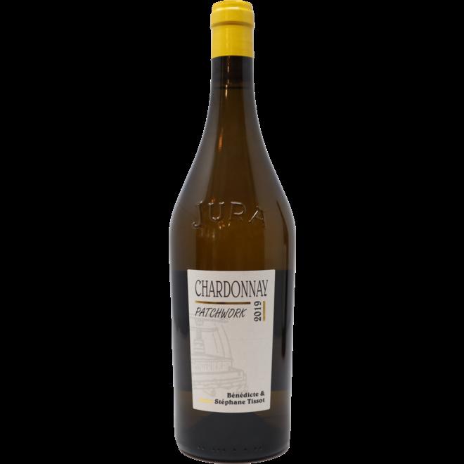 "2019 Benedicte et Stephane Tissot Arbois Chardonnay ""Patchwork"", Jura, France"