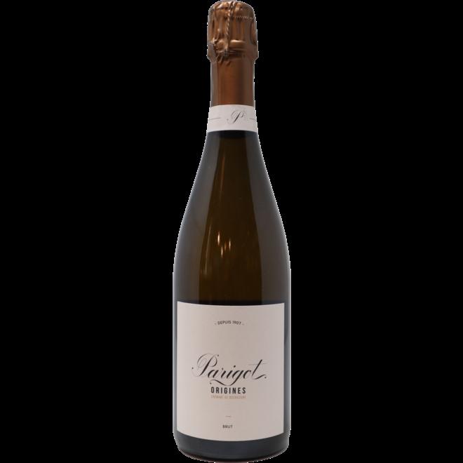 "NV Parigot & Richard Crémant de Bourgogne ""Origines"" Extra Brut, Burgundy, France"