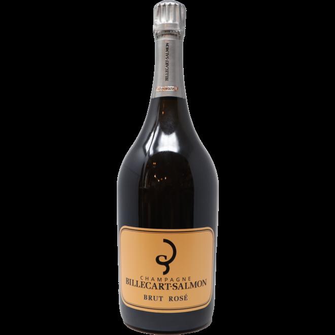 NV Billecart-Salmon Rosé, Champagne, France -  MAGNUM 1.5L