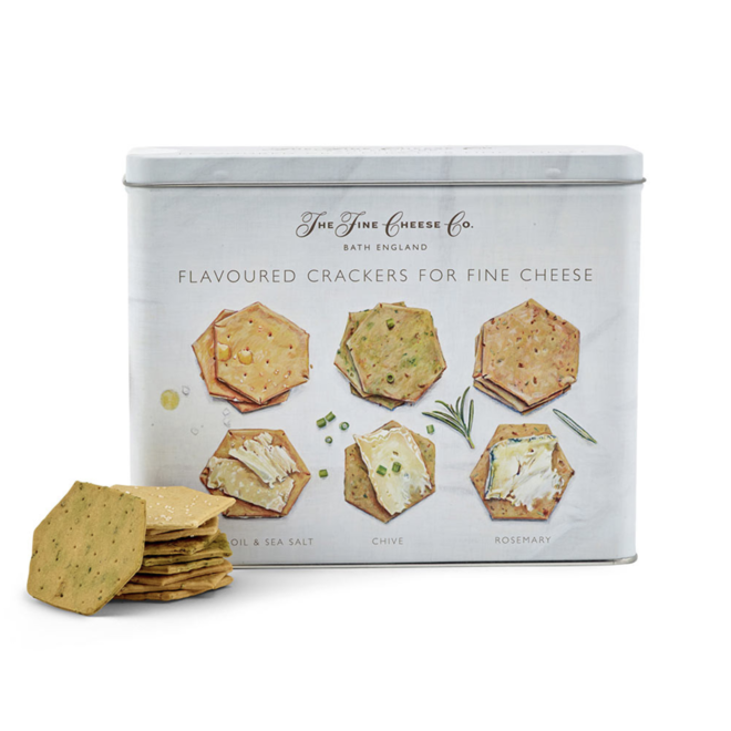 Fine Cheese Co. Flavoured Crackers for Fine Cheese Tin (13.2oz)