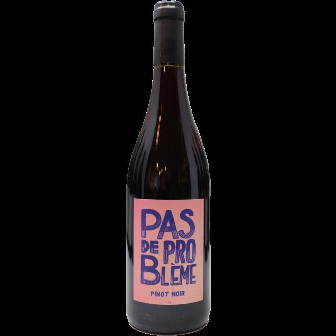 2019 Pas de Problème Pinot Noir, Languedoc-Roussillon, France
