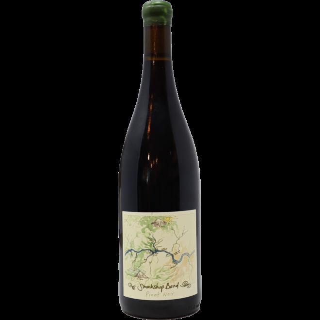 "2018 Hiyu Wine Farm ""Smockshop Band"" Pinot Noir, Columbia Gorge, Oregon"