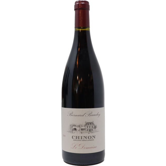 """2018 Bernard Baudry Chinon Rouge """"Le Domaine"""", Loire Valley, France"""