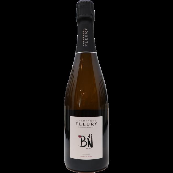 NV Fleury Blanc de Noirs Brut, Champagne, France