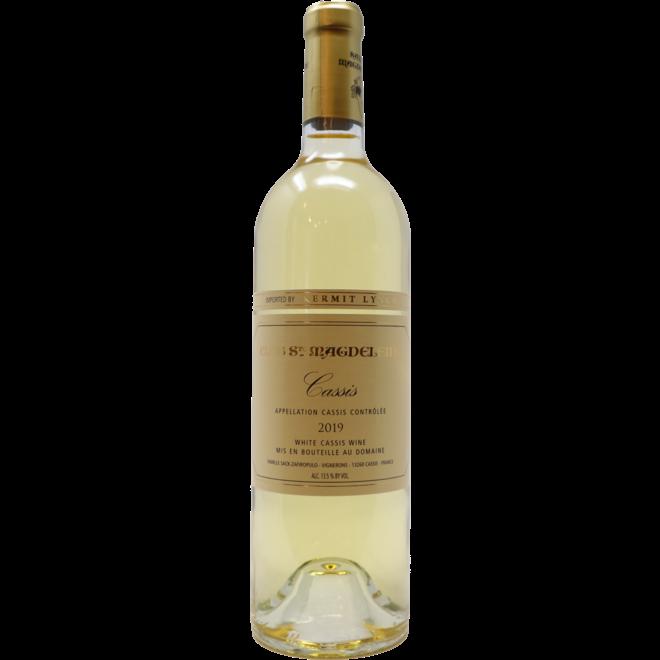 2019 Clos Ste Magdeleine Cassis Blanc, Provence, France