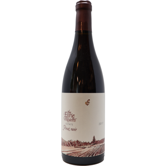 "2017 The Eyrie Vineyards Pinot Noir ""Estate"", Willamette Valley, Oregon"