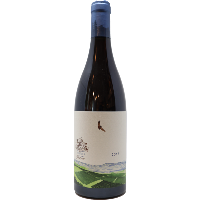 """2017 The Eyrie Vineyards Pinot Noir """"Sisters"""",  Dundee Hills, Oregon"""