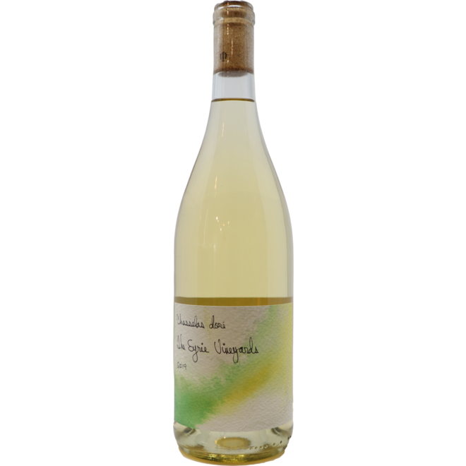 2019 The Eyrie Vineyards Chasselas Doré, Dundee Hills, Oregon
