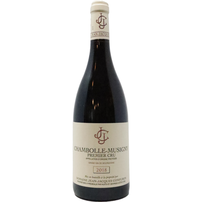2018 Jean-Jacques Confuron Chambolle-Musigny 1er Cru, Burgundy, France