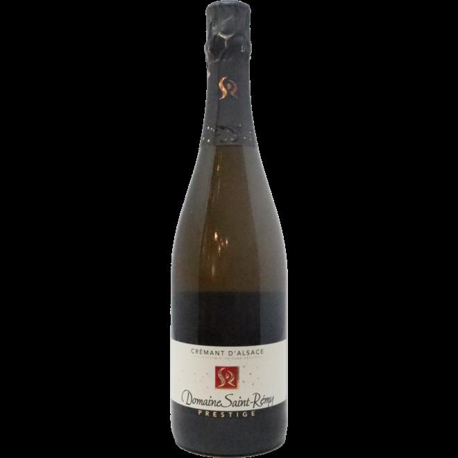 """NV Domaine Saint-Rémy Crémant d'Alsace """"Cuvée Prestige"""", Alsace, France"""