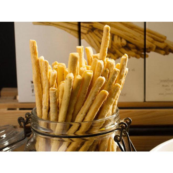 Jennifer Homemade Breadsticks Rosemary
