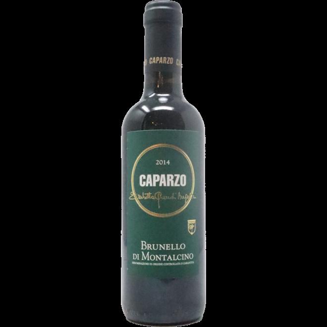 2014 Caparzo Brunello di Montalcino, Tuscany, Italy 375ml